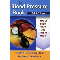 Blood Pressure Book, 3rd Edition