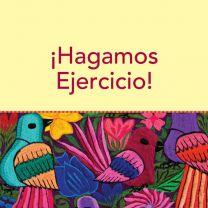 Spanish Exercise Audio Program: ¡Hagamos Ejercicio!