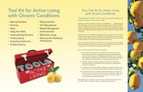 Chronic Disease Self-Test & Tip Sheet Booklet 5th EDITION