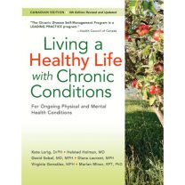 Living a Healthy Life with Chronic Conditions, CANADIAN 4th Edition MP3