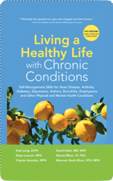 Living a Healthy Life with Chronic Conditions, 5th Edition MP3 Audiobook files - CODE CARDS