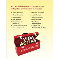 SPANISH Chronic Disease Self-Test & Tip Sheets Booklet