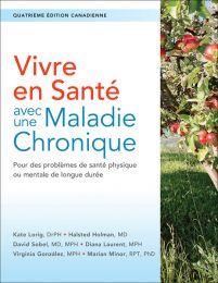 Vivre en santé avec une maladie chronique, 4th Edition